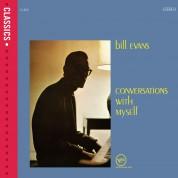 Bill Evans: Conversations With Myself - CD