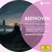 Maurizio Pollini: Beethoven: Favourite Piano Sonatas - CD