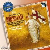 Anne Sofie von Otter, Arleen Auger, Howard Crook, John Tomlinson, Michael Chance, The English Concert and Choir, Trevor Pinnock: Handel: Messiah - CD