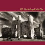 U2: The Unforgettabel Fire - CD