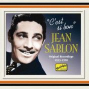 Sablon, Jean: C'Est Si Bon' (1934-1950) - CD
