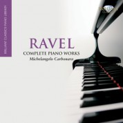 Michelangelo Carbonara: Ravel: Complete Piano Works - CD