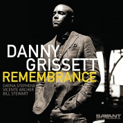 Danny Grissett: Remembrance - CD