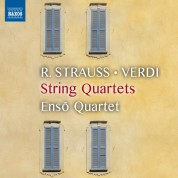 Enso String Quartet: Strauss, Puccini & Verdi: Works for String Quartet - CD