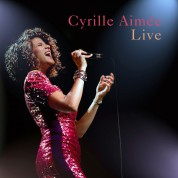 Cyrille Aimee: Live - CD