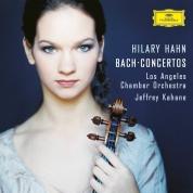 Hilary Hahn, Jeffrey Kahane, Los Angeles Chamber Orchestra: Bach: Violin Concerto No.2 In E, BWV 1042 - Plak