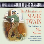 Steiner: The Adventures of Mark Twain - CD