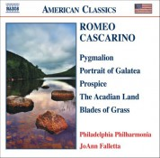 Cascarino: Orchestral Works - CD