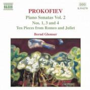 Prokofiev: Piano Sonatas Nos. 1, 3 and 4 - CD