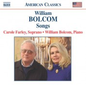 Bolcom: Songs - CD