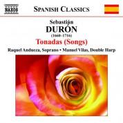 Raquel Andueza: Duron: Tonadas (Songs) - CD