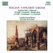 Capella Istropolitana, Jaroslav Krcek: Italian Concerti Grossi - CD