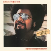 George Duke: A Brazilian Love Affair - Plak