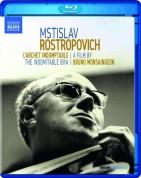 Bruno Monsaingeon: Mstislav Rostropovich - The Indomitable Bow - BluRay