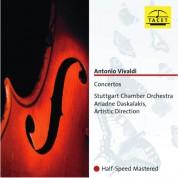 Çeşitli Sanatçılar, Stuttgart Chamber Orchestra, Ariadne Daskalakis: Vivaldi: Concertos - Plak