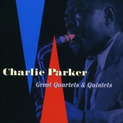 Charlie Parker: Great Quartet & Quintets - CD