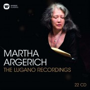 Martha Argerich The Lugano Recordings 2002-2016 - CD