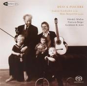 Joakim Svenheden, Mats Bergström: Duo a Piacere - Music for violin and guitar - SACD