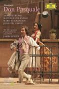 Anna Netrebko, James Levine, John Del Carlo, Mariusz Kwiecien, Matthew Polenzani, Metropolitan Opera Orchestra and Chorus: Donizetti: Don Pasquale - DVD