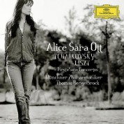 Alice Sara Ott, Münchner Philharmoniker, Thomas Hengelbrock: Tchaikovsky/ Liszt: Piano Concertos - CD
