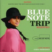 Çeşitli Sanatçılar: Blue Note Trip 10: Late Nights/Early Mornings - CD