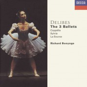 National Philharmonic Orchestra, New Philharmonia Orchestra, Orchestra of the Royal Opera House, Covent Garden, Richard Bonynge: Delibes: The 3 Ballets - CD