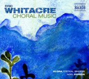 Elora Festival Singers: Whitacre: Choral Music - CD