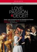 Love, Passion & Deceit - DVD