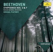 Mikhail Pletnev, Russian National Orchestra: Beethoven: Symphonies Nos. 5 & 7 - CD