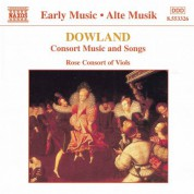 Dowland: Consort Music and Songs - CD