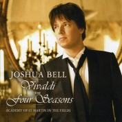 Joshua Bell: Vivaldi: The Four Seasons - CD