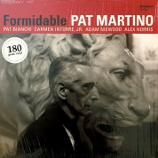 Pat Martino: Formidable - Plak