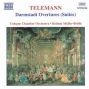 Telemann: Darmstadt Overtures (Suites) - CD