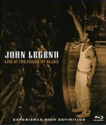 John Legend: Live at the House Of Blues - BluRay