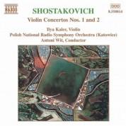 Shostakovich: Violin Concertos Nos. 1 and 2 - CD