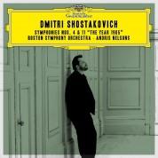 Andris Nelsons, Boston Symphony Orchestra: Shostakovich: Symphony No. 4 & 11, The Year 1905 - CD
