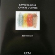 David Darling: Journal October - Solo Cello - CD