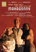 Audra McDonald, Patti LuPone, Anthony Dean Griffey, Los Angeles Opera Orchestra, James Conlon: Weill: Rise and Fall of the City of Mahagonny - DVD