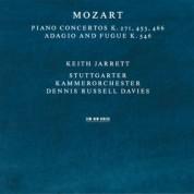 Keith Jarrett, Stuttgarter Kammerorchester, Dennis Russell Davies: Wolfgang Amadeus Mozart: Piano Concertos II - CD