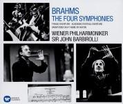 Wiener Philharmoniker, John Barbirolli: Brahms: Symphonies 1-4 - CD