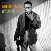 Miles Davis: Walkin' + 1 Bonus Track! (Gatefold Packaging. Photographs By William Claxton) - Plak