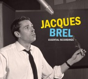 Jacques Brel: Essential Recordings 1954-1962 (68 Tracks!) - CD