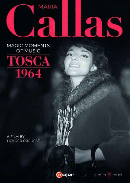 Maria Callas: Magic Moments of Music / Tosca 1964 - DVD