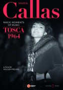 Maria Callas: Magic Moments of Music / Tosca 1964 - DVD