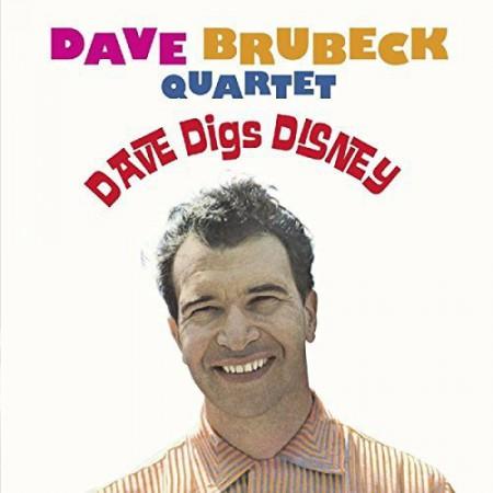 Dave Brubeck: Dave Digs Disney + 6 Bonus Tracks - CD