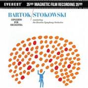 Leopold Stokowski, Houston Symphony Orchestra: Bartok: Concerto for Orchestra - Plak