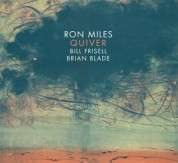 Ron Miles, Bill Frisell, Brian Blade: Quiver - CD