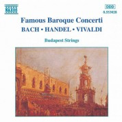 Baroque Concertos (Famous) - CD
