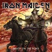 Iron Maiden: Death on the Road - Plak