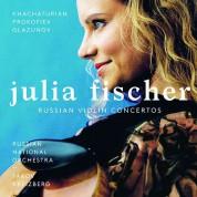 Julia Fischer, Russian National Orchestra, Yakov Kreizberg: Russian Violin Concertos - Plak